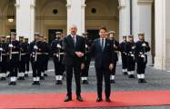 Azerbaijani president meets with president of Council of Ministers of Italy