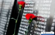 Azerbaijan holds minute of silence to honor Khojaly victims