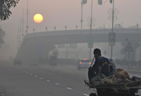 Air pollution 'pandemic' shortens lives by 3 years: study