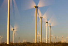 World's wind power capacity up by fifth after record year