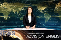 AzVision TV releases new edition of news in English for March 12 -   VIDEO