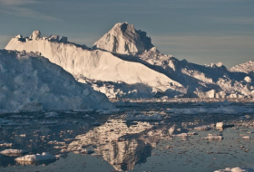 Greenland's melting ice raised global sea level by 2.2mm in two months