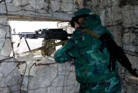Another provocation of Armenian Armed Forces suppressed - Azerbaijan's State Border Service
