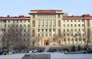 Operational Headquarters: Entry/exit to Azerbaijan suspended
