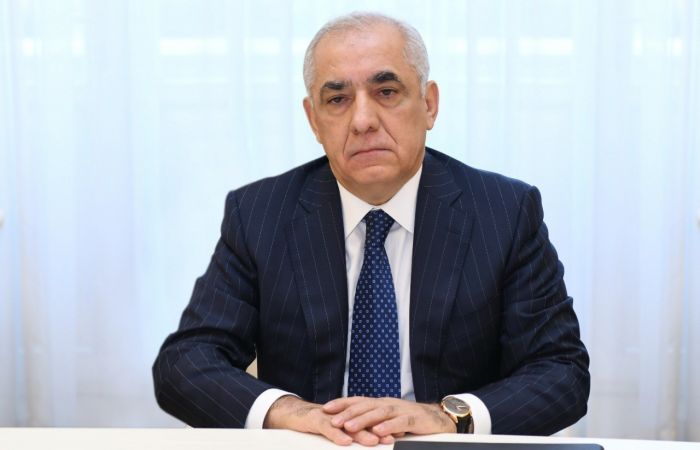 Azerbaijani PM to present government's annual report via videoconferencing