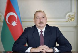 Azerbaijani president allocates AZN 1.05m for improvement of water supply in Samukh