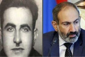 Pashinyan's grandfather served the Nazis -  FACTS