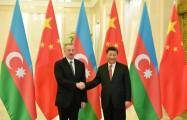 China's Xi congratulates President Ilham Aliyev on Azerbaijan Republic Day