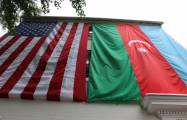 Azerbaijani flag raised in Washington -  PHOTOS