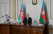 Azerbaijani president stresses importance of 'solidarity' amid COVID-19 pandemic