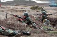 Armenian armed forces fired at Azerbaijan's Khanlyglar village