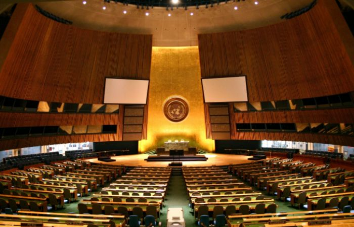 Provisional agenda of UN General Assembly 31st special session announced