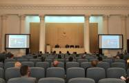 Officials of Azerbaijan MoD and MFA hold joint briefing in Baku