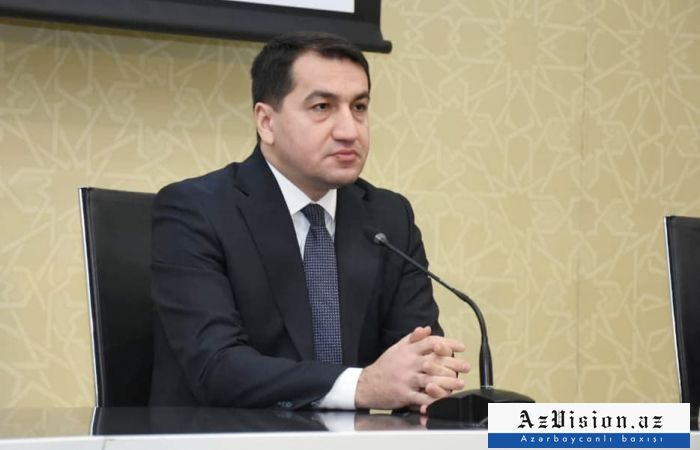 "Coronavirus updates: Azerbaijan`s Operational Headquarters holds briefing - <span style=""color: #ff0000;""> LIVE </span>"
