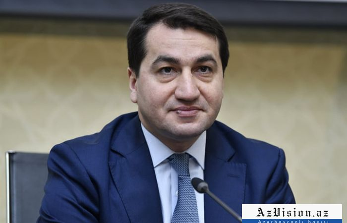 Azerbaijani official: OSCE MG co-chairs' activities should be 'more specific'
