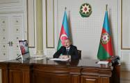 President Ilham Aliyev chairs meeting on measures taken to combat coronavirus - UPDATED