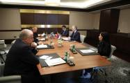 Meeting with Serbian officials underway in Baku - UPDATED