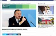 Foreign media outlets widely covered President Aliyev's interview with local TV channels