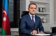 FM: Armenia threatens Azerbaijan's critical energy and transportation infrastructure