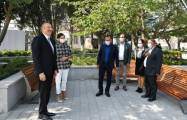 Ilham Aliyev: Oil in Azerbaijan serves well-being of people and country's development