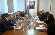Azerbaijani FM informs EU special representative about Armenian military provocations