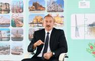 President Aliyev: If Armenia flouts international law, why should we abide by it?