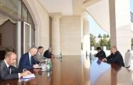Azerbaijani President: Lack of int'l pressure on Armenians leads to very dangerous steps