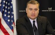 Azerbaijani Ambassador to U.S Elin Suleymanov gave interview to U.S radio