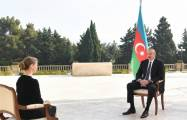 President Ilham Aliyev: All the activities of Armenia's new leadership are aimed at disrupting the negotiations