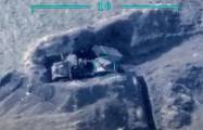 Footage  reveals destruction of Armenia's military equipment by Azerbaijani Army