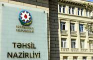 Eight schoolchildren killed as a result of Armenian aggression
