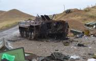 Armenia's military equipment destroyed within a month -   LIST