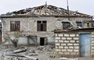 Azerbaijan's Terter region again comes under fire by Armenia