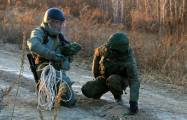 Russian anti-mine specialists left for Karabakh