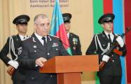 Chief of Azerbaijan State Security Service visits Shusha