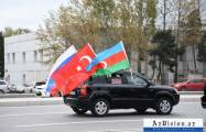 Kalbajar march in Baku -   PHOTOS