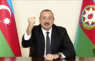 Azerbaijani Army will be guarantor of security in the region, says President Aliyev