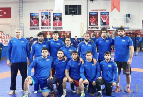 Azerbaijani wrestlers rank 3rd in medal standing of Individual World Cup