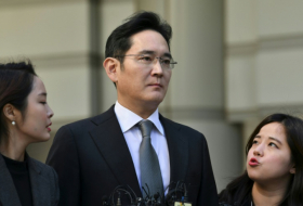 Samsung chief jailed for 2.5 years over corruption scandal