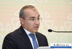 Azerbaijan's economy minister discloses amount of tax revenues to budget in 2020