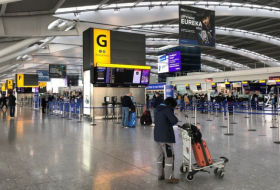 UK airports call for 'urgent' government support amid pandemic rules