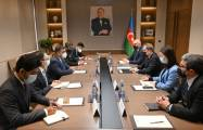 Azerbaijani FM receives Pakistani FWO's Director General