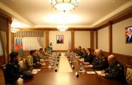 Azerbaijan and Pakistan discuss areas of military cooperation -   VIDEO