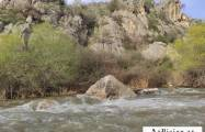 Eco-terror:   Armenia deliberately pollutes Okhchuchay river –   PHOTOS