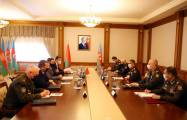 Azerbaijan, Belarus discuss military-technical cooperation prospects