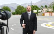 President Ilham Aliyev interviewed by Azerbaijan Television - UPDATED