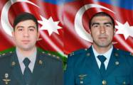Azerbaijani servicemen killed in shooting on border with Iran