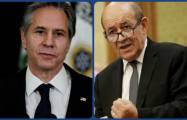 Top U.S., French officials discuss situation in Karabakh