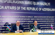 UNSC resolutions to remain in force until implementation - Azerbaijani FM
