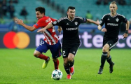 Qarabag 0-0 Atletico Madrid: Two-time Champions League finalists frustrated in Azerbaijan